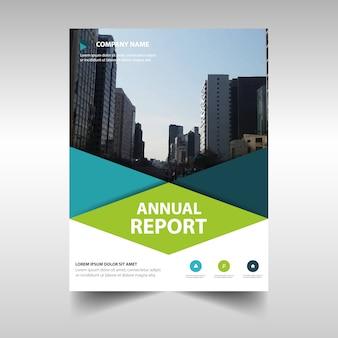 Colorful creative business brochure design