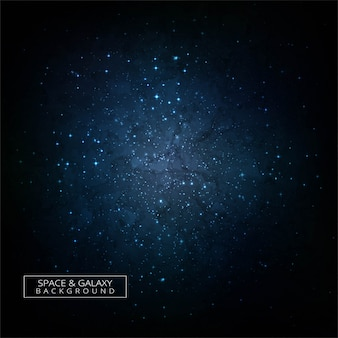 Colorful deep space galaxy universe concept background