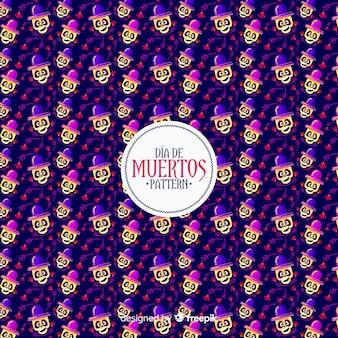평면 디자인으로 다채로운 디아 드 무 에르 토스 패턴 컬렉션