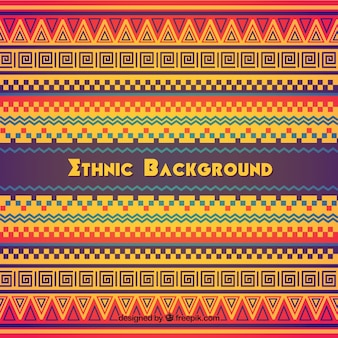Colorful ethnic background