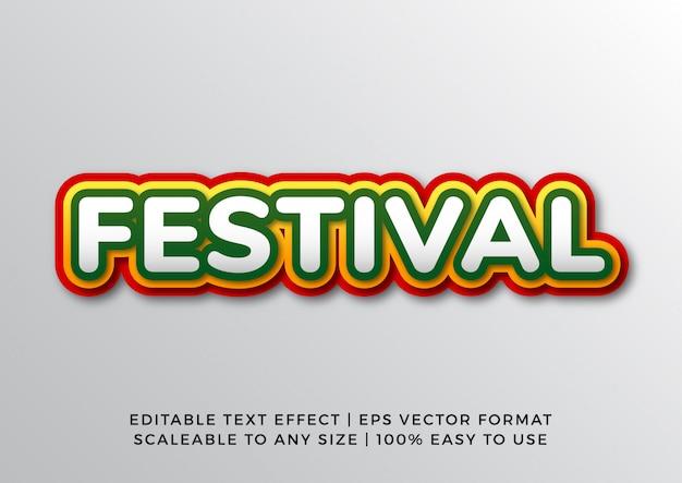 Красочный фаст-фуд редактируемый эффект шрифта