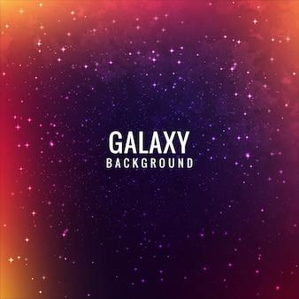 現代銀河の背景