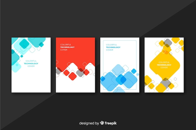 Cover Page Vectors, Photos and PSD files | Free Download