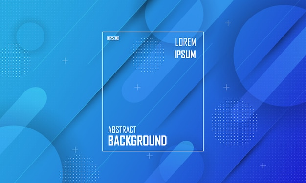 Colorful geometric . liquid abstract  . fluid  gradient  banner, post