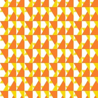 Красочный геометрический треугольник повторяющийся узор фона.