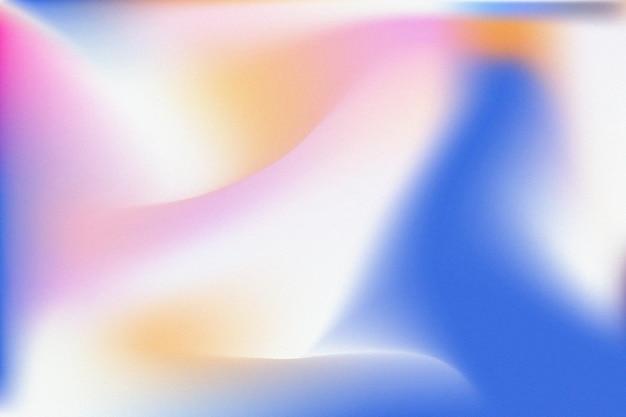 Красочный градиент размытия фона