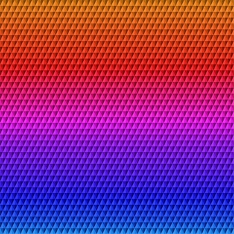 Colorful gradient geometric abstract tile texture background