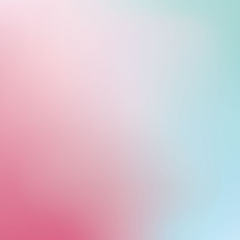 Colorful gradient mesh background