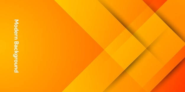 Красочный градиент оранжевый абстрактный фон формы