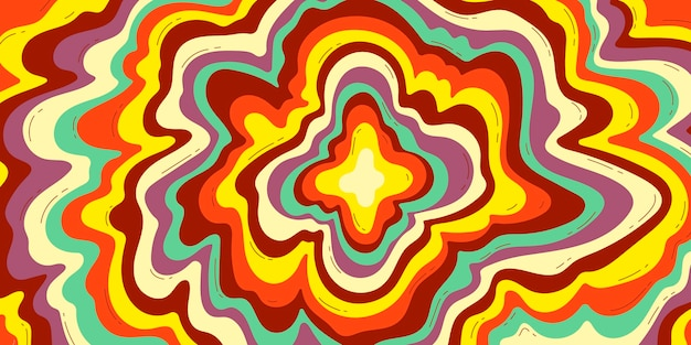 Colorfulhand drawnbackground