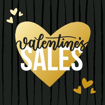Colorful hand drawn valentine's day sale