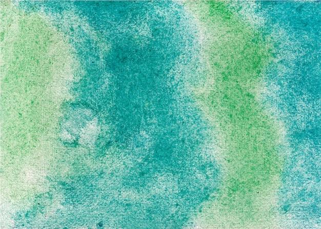 Красочная ручная роспись вектор акварель текстуры фона