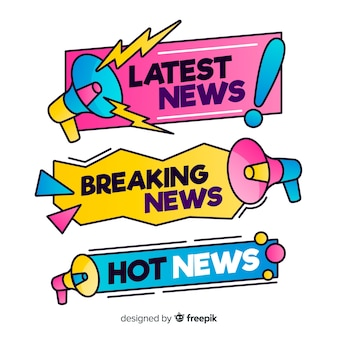 Breaking News Vectors, Photos and PSD files | Free Download