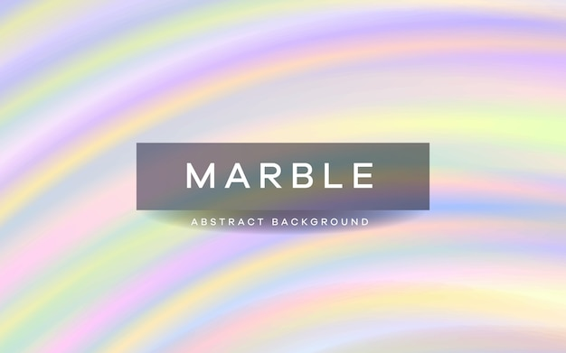Colorful marble pattern background