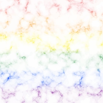 Colorful marble texture and background with lgbt pride flag.