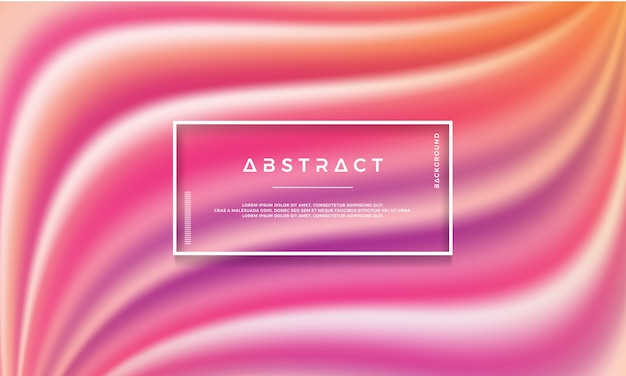 Colorful, modern, texture, flow vector background.
