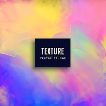 Colorful paint flowing vector background