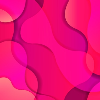 Colorful and pink background with line