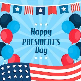 Красочное президентское поздравление