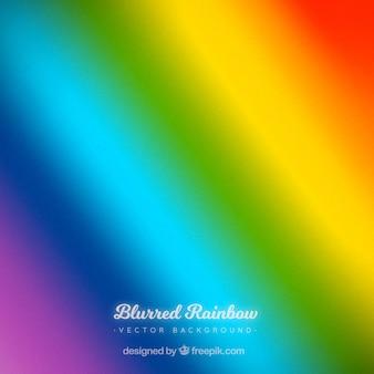 Sfondo arcobaleno colorato
