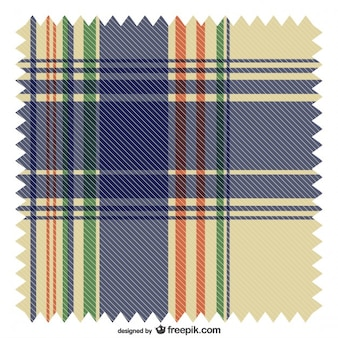 Colorful scotish tartan seamless pattern