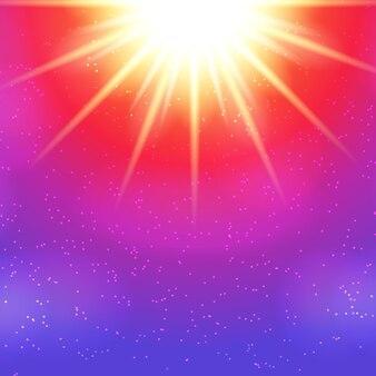 Красочный блестящий гладкий градиент цвета природных обоев backgroun