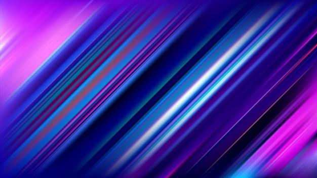 다채로운 줄무늬 배경입니다. 라인 추상화