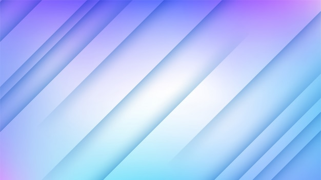 Colorful stripes background. dynamic shapes composition.