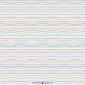 Colorful stripes pattern