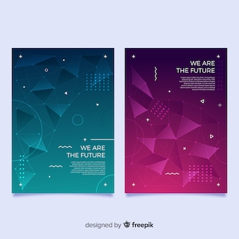 Colorful technology covers