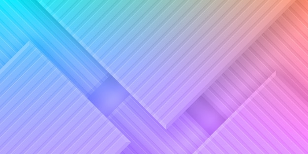 Colorful textured shapes background.