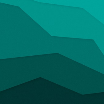 Colorful vector paper style background