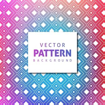 カラフルなベクトルパターンの背景