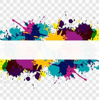 Grunge sfondo colorato