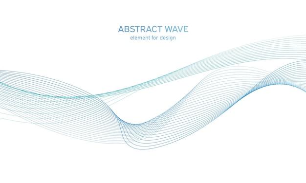 カラフルな波のデジタル周波数トラックイコライザー