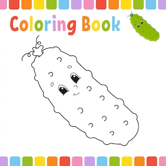 Coloring book for kids.
