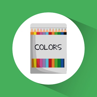 Colors icon.