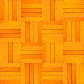 Colour wooden parquet