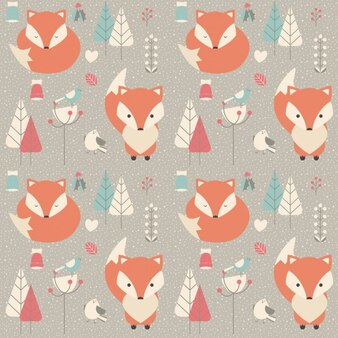 Is a fox orange