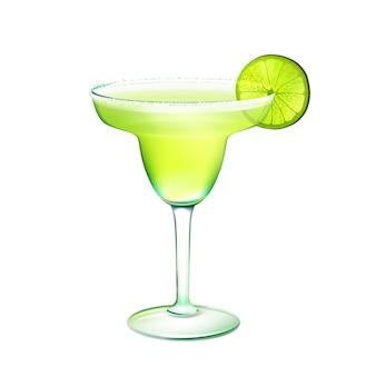 Coloured cocktail design