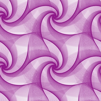 Coloured fractal background design