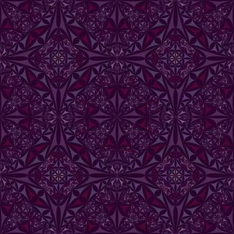 Coloured fractal background design