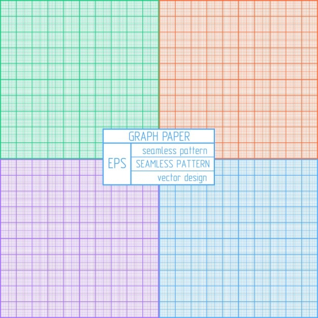 one inch graph paper template