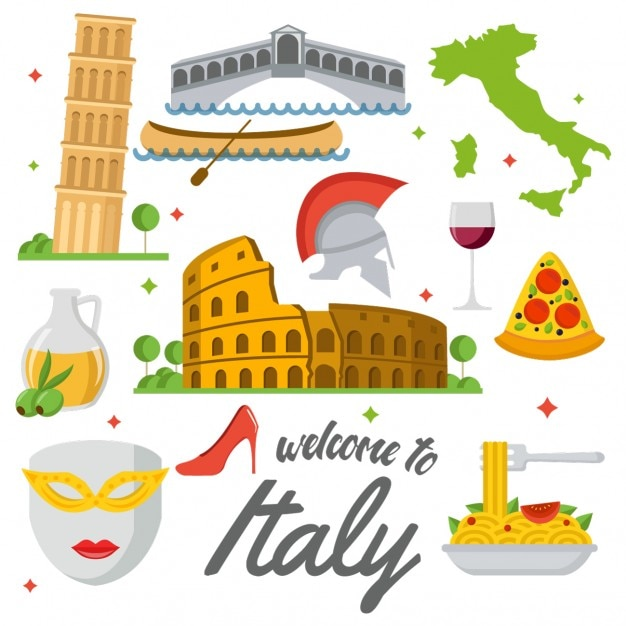 italy vectors photos and psd files free download rh freepik com italy clipart black and white italy clipart black and white