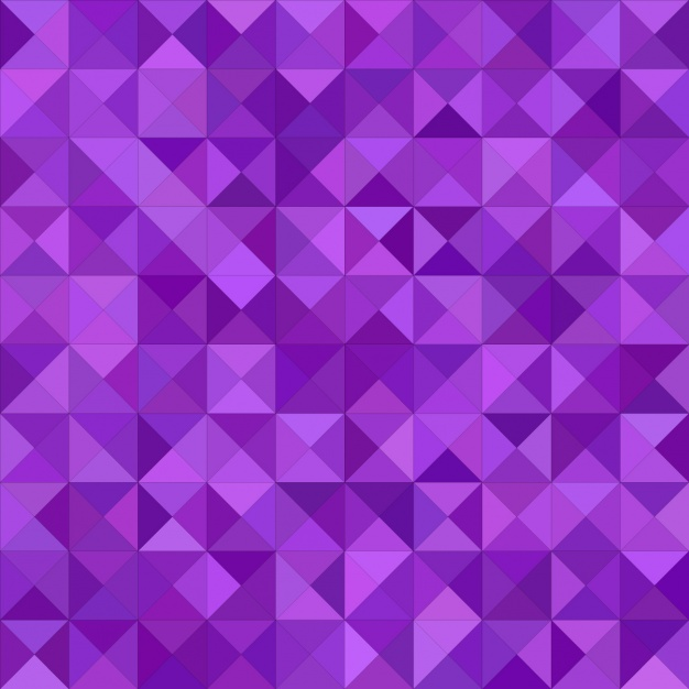 Coloured polygonal background design