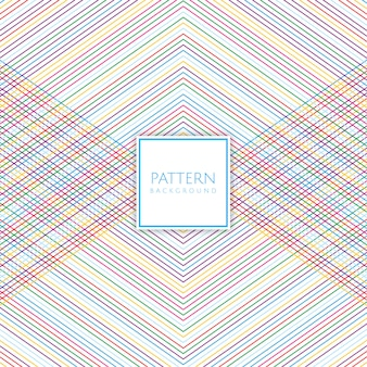 Colourful pattern background