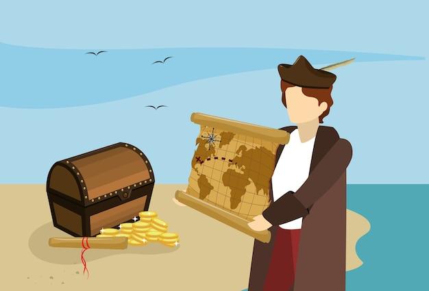 Columbus day cartoons