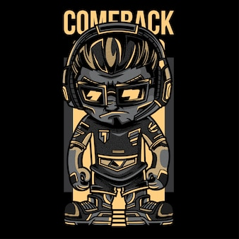 Comback game