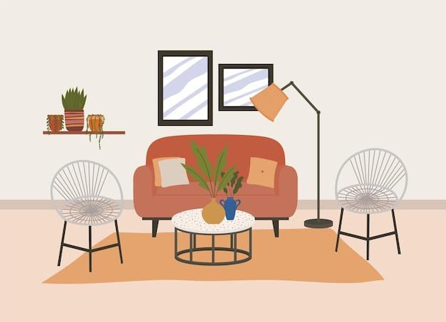 Комфортный дизайн дома