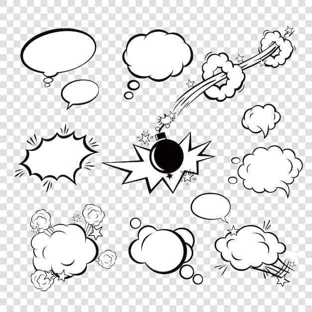 thought bubble vectors photos and psd files free download rh freepik com thought bubble vector brush thought bubble vector brush